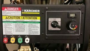 HOT WATER PORTABLE KARCHER PRESSURE WASHER -- FINANCE AVAILABLE! Edmonton Edmonton Area image 3