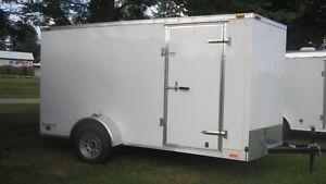 Continental Cargo 6x10 Cargo Trailer