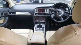 Audi A6 saloon 2.0 diesel