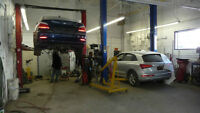 Licensed Auto Body Shop&Mechanic Shop for RENT in Scarborough