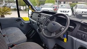 2013 Ford Transit VM MY13 350 High Roof White 6 Speed Manual Van Acacia Ridge Brisbane South West Preview
