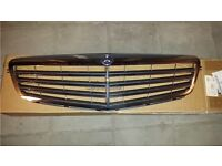W204 Mercedes C Class Front Grill
