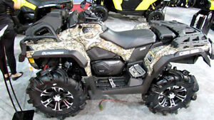Mint 2013 Can Am XMR 1000 Camoflauge