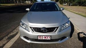 2016 Toyota Aurion GSV50R AT-X Silver 6 Speed Sports Automatic Sedan Maryborough Fraser Coast Preview