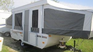 RENTAL - Tent Trailer 10ft