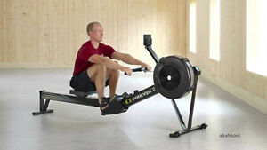 CONCEPT II ROWERS,COMMERCIAL AND RESIDENTIAL FITNESS EQUIPMENT