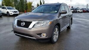 2014 Nissan Pathfinder PLATINUM AWD Navigation (GPS),  Rear DVD,