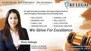 REAL ESTATE LAWYER , Business, Civil, Family & NOTARY PUBLIC