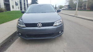 2012 VW Jetta ,Auto,Leather,Navigation,Rims,A/C,66Km.$9,999