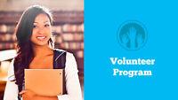 Wanted: Grade 11 & Grade 12 Volunteers