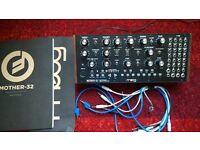 Moog mother 32 semi modular synth
