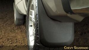 OEM Style Molded Mud Guards - Most Trucks