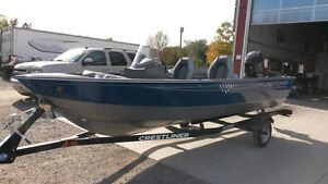 2016 Crestliner 1650 Discovery Side Console London Ontario image 2