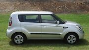 2009 Kia Soul AM MY10 Silver 5 Speed Manual Hatchback Winnellie Darwin City Preview
