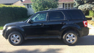 2011 Ford Escape XLT 2WD 2.5L. 4SYL. SUV, Crossover