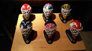 Six Goalie Mask
