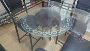 6 chair dining table set for sale or best offer