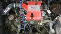 Functioning 2.8 Fiero Engine and transmission