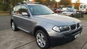 2004 BMW X3 E83 3.0I Gunmetal Grey 5 Speed Automatic Wagon Yagoona Bankstown Area Preview