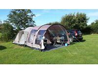 Full Camping Setup