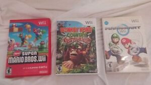 Mario Kart Wii, Donkey Kong Country Returns Complete