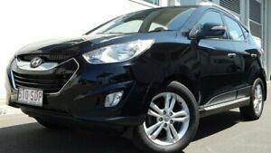 2011 Hyundai ix35 LM MY11 Elite (AWD) Black 6 Speed Automatic Wagon North Lakes Pine Rivers Area Preview