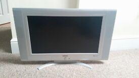 Bush Silver TV with Remote