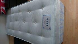Divan and mattress
