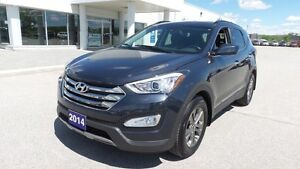 2014 Hyundai Santa Fe Sport Premium, AWD, Local Trade In