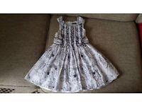 Beautiful dress by David Charles age 5