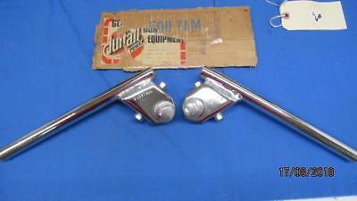 NOS Dunstall Clip On Bars, Yamaha TX500 TX750 XS650 NOS       C648