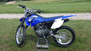 2012 Yamaha TTR230 Low hours