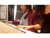 Fun and friendly piano/singing tutor for your child