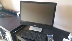 $600 All-in-one HP Envy 23 computer/laptop
