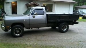1990 Dodge Other Pickups Pickup Truck