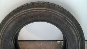 NEW CONTINENTAL 225/70/19.5 TIRE