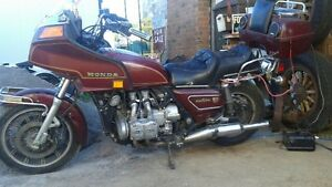 AMAZING DEAL! 1983 GOLD WING GL1100 ASPENCADE