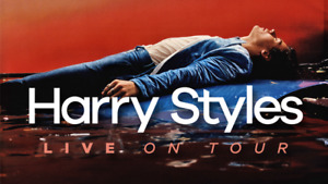 2 Tickets for Harry Styles Vancouver @ Rogers Arena July 6th