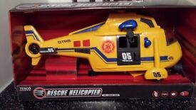 Brand New Rescue Helicopter