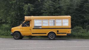 2004 Ford econoline E-350 camper van diesel