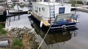 THE IRON LADY - Houseboat - 34 ft