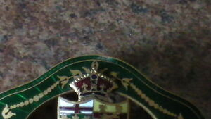 Old Coat of Arms Brooch Kitchener / Waterloo Kitchener Area image 3