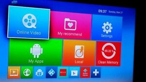 FREE TV Android boxes QuadCore fully loaded with Kodi and addons