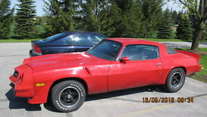 Awesome 1980 Camaro Z/28. $5000 firm. Will include parts