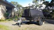 Tradesman's Trailer 6 x 4 single axle Aireys Inlet Surf Coast Preview