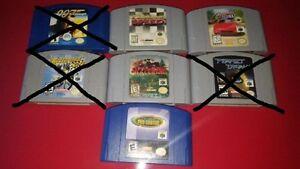 Nintendo 64 Games Kitchener / Waterloo Kitchener Area image 4