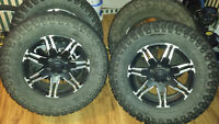 Dick Cepek 325/60R18 Tires and Rims