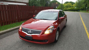 2009 Nissan Altima S, 4 cylinders, very good conditions