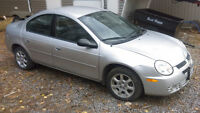2004 Dodge SX 2.0 Sedan UP FOR TRADE