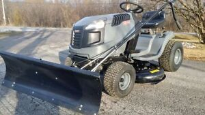 CRAFTSMAN RIDING MOWER*OPTIONAL SNOW PLOW*DELIVERED